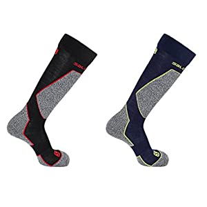 Salomon Ski Tech Socken 2er Pack