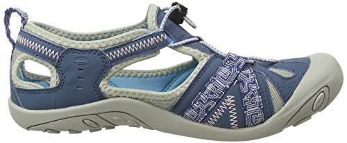 Northwest Territory, sandali da trekking Carolina per donne, ragazze e bambine Blue