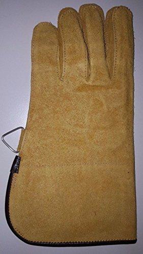 ALTAWASH New Falknerei Handschuh Single Schicht Wildleder Leder 30,5cm Lang Standard Größe