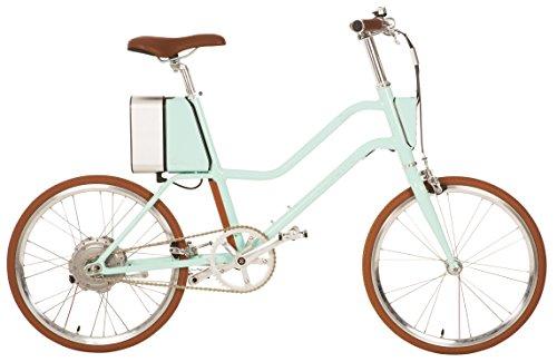 Bicicleta Eléctrica UMA Open_ Motor 200W - Display LCD con 3 niveles de ayuda - Velocidad máx 25km/h - verde...