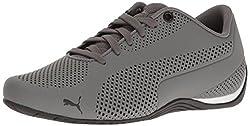 PUMA Men s Drift Cat 5 Ultra Walking Shoe Quiet Shade-puma Black 5.5 D(M) US