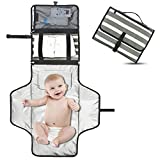Diaper Changing pad Portable Nappy Changing mat Waterproof Folding Station Clutch Travel Carrying