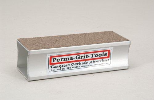 Schleifklotz perma-grit 140mm x 51mm doppelseitig Schleifklotz grob/fein