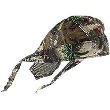 LOVIVER Cintas Elásticas Tapa de Soldadura Universal Bufanda Ignífuga Moda Sombrero Cabeza Protectora