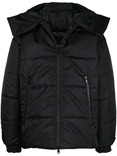 adidas Y-3 Yohji Yamamoto Women's DP7709 Black Polyester Outerwear Jacket