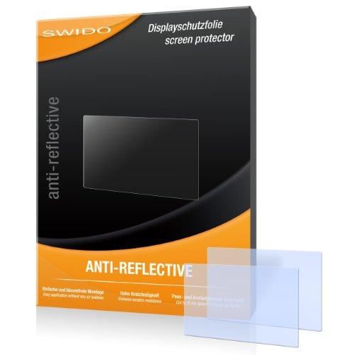 SWIDO Displayschutz für Nikon Coolpix L830 [4 Stück] Anti-Reflex MATT Entspiegelnd, Hoher Härtegrad, Schutz vor Kratzer/Glasfolie, Schutzfolie, Displayschutzfolie, Panzerglas Folie