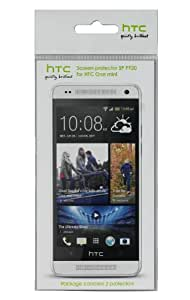 HTC One Mini Screen Protector for One Mini (Pack of 2)