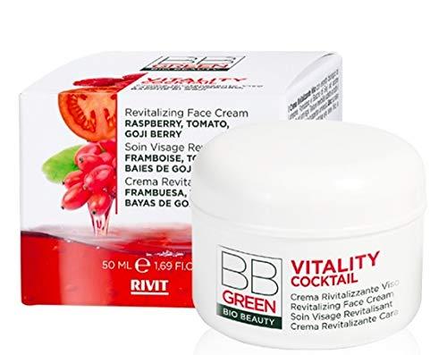 Crème visage revitalisante BIO VITALITY COCKTAIL\