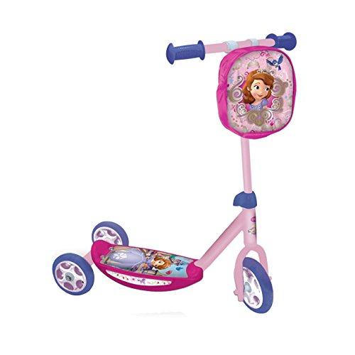 "Mondo 28081 - Sofia La Principessa Monopattino Baby \""My First Scooter\"", 3 Ruote"
