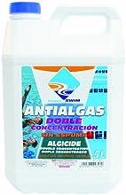 Antialgas Doble Concentración Sin Espuma 5 l.