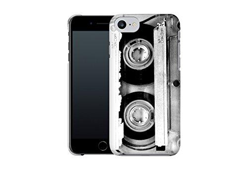 Handyhülle mit Designs für Ihn: iPhone 7 Hülle / aus recyceltem PET / robuste Schutzhülle / Stylisches & umweltfreundliches iPhone 7 Case - Apple iPhone 7 Schutzhülle: Glyzbryks von Spires Mixtape One von Claus-Peter Schöps