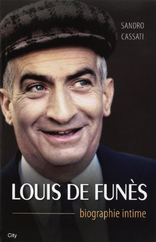 Louis de Funès biographie intime