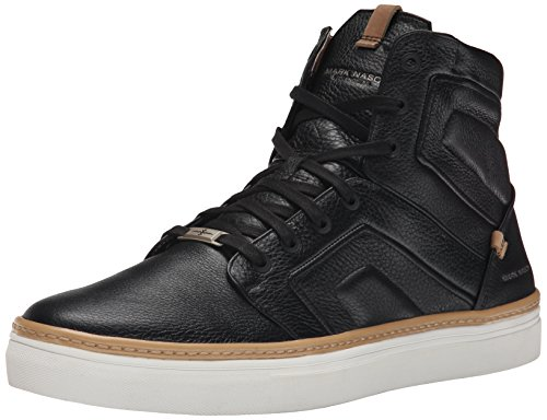 Mark Nason Los Angeles Signal Fashion Sneaker Black