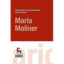 Diccionario de uso del español. Ed. Abreviada (DICCIONARIOS)