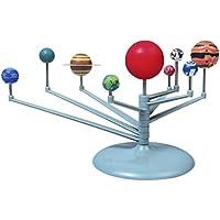 MagiDeal Cubes de Construction de Modèle Carte d'Espace Cosmique Jouet Scientifique pour Enfants