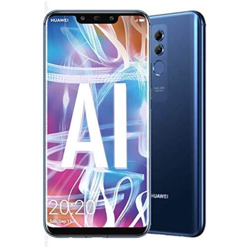 """Huawei Mate 20 Lite Smartphone da 6.3"""" (SIM singola, 4 GB di RAM, 64 GB di memoria, 24 + 2 MP CAM, Android 8.1), Blu VODAFONE"""