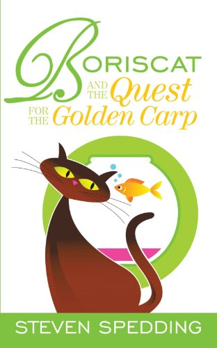 Boriscat and the quest for the golden carp