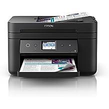 Epson WorkForce WF-2860DWF 4800 x 1200DPI Inyección de tinta A4 33ppm Wifi - Impresora multifunción (Inyección de tinta, Impresión a color, 4800 x 1200 DPI, Copia a color, A4, Impresión directa)