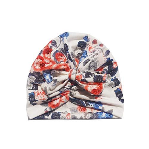 JOYKK Baby Beanies hüte neugeborenen mädchen Turban Kleinkind hüte Baby Baumwolle Big Bows Stirnband Haarband Fotografie Requisiten - 3#