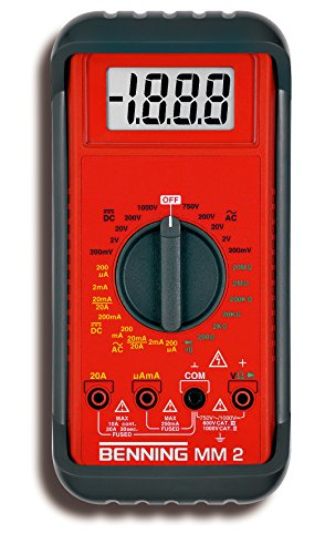 BENNING 044028 MM 2 Digital-Multimeter
