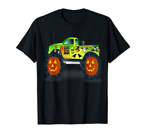 Kostüm Monster Truck - Trick Or Treat Halloween Kostüm Pullover  T-Shirt