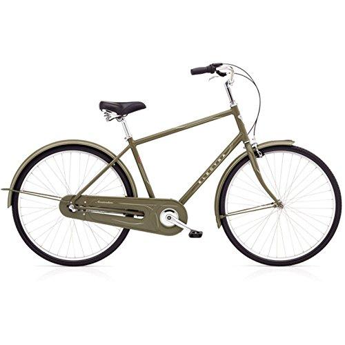 Electra Amsterdam Original 3i Herren Fahrrad Braun Mens Stadt Holland Rad Retro City, 529920