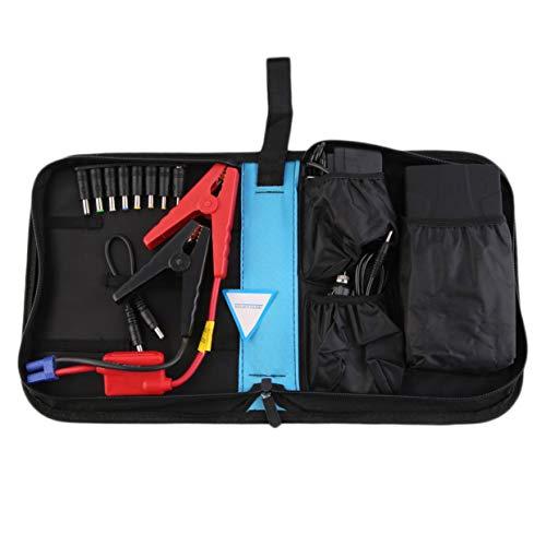 MXECO Nuova auto portatile multifunzione ad alta capacità per emergenza auto Jump Start Alimentatore 38000 mAh Caricabatterie Booster Power bank