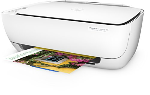 HP Deskjet 3636 Multifunktionsdrucker - 7