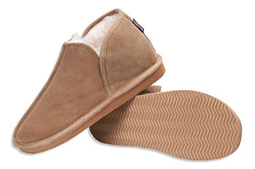 Nordvek, Pantofole bambine Castano