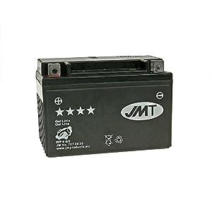 Batterie JMT GEL-YTX912Volt-Suzuki GSX 750F AK1113Jahr der Konstruktion 1998-2002