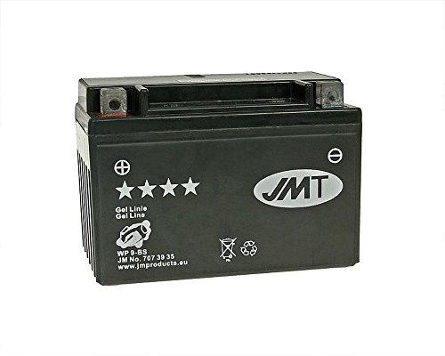 olt Batterie für Sym HD 200 Evo i, Joyride 125, Joyride 125 Evo [inkl. 7,50 Euro Batteriepfand] ()
