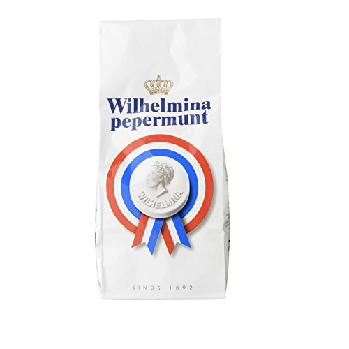 Fortuin Wilhelmina Pfefferminze 225g Holland Pfefferminze