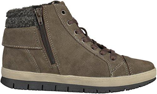 Dockers 35NE208 Damen Sneakers Dunkelgrau