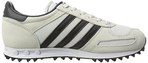adidas la Trainer, Scarpe Running Unisex – Bambini Bianco (Vintage White S15-st/core Black/clear Brown)
