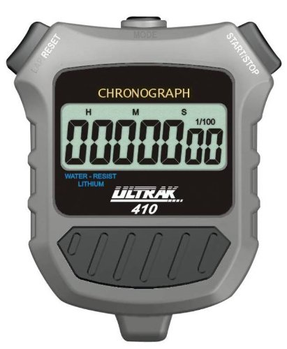 Ultrak 410 Simple Event Timer Stoppuhr mit Silent Betrieb