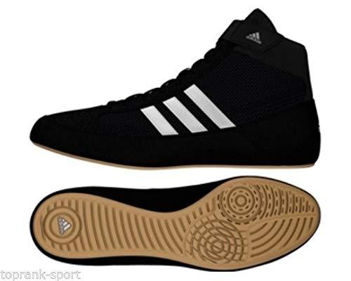 Adidas HVC Zapato Hombre, Hombre, HVC - Negro, 2.5 UK