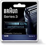 Braun Series 3 32B Replacement Parts, Foil Head Shaver