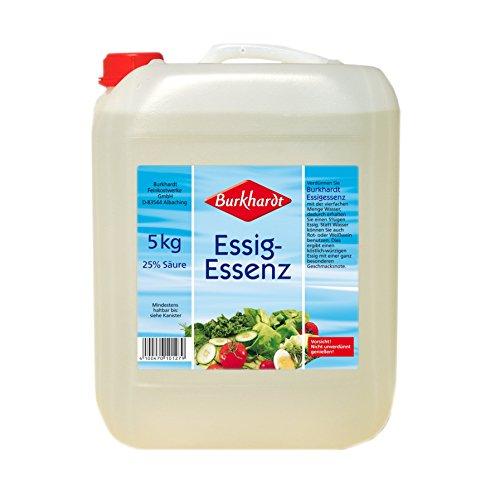 Burkhardt Essig-Essenz 25%