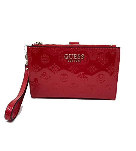 Geldbörse Damen Guess Rot Peony Shine SGL - SWSG7399570POP T/U