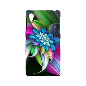 G-STAR Designer 3D Printed Back case cover for Sony Xperia Z1 - G2482