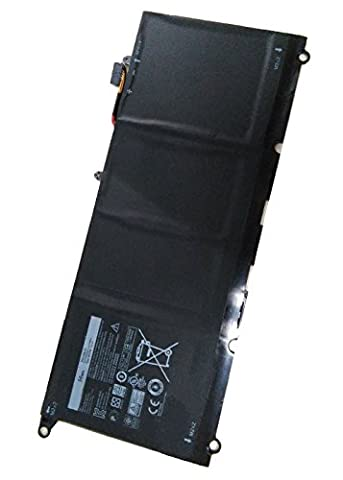 Amsahr 52 Wh, 7.4 V, 4-cell replacement battery for Dell 90 V7 W / XPS 13d-9343 - 350/13 -