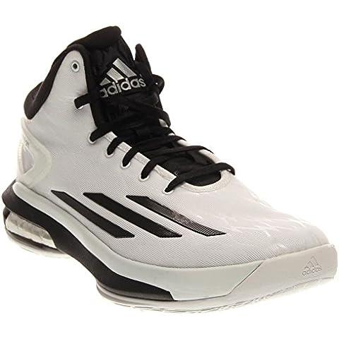 Boost Adidas ligeros locos zapato para hombre de baloncesto 6.5 Blanco-negro