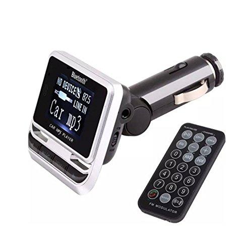 FM-Transmitter MP3-Player Bluetooth Kfz Dual USB Controller Ladegerät 4242