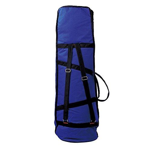 Andoer® 600D Wasserbeständige Posaune Gig Tasche Oxford Tuch Rucksack Verstellbare Schulterriemende Tasche 5mm Baumwolle Gepolsterter für Alt / Tenor Posaune