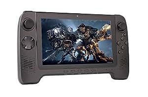 GamePad Digital GPD G7 (16 GB) - Android Quad-Core Gaming Tablet 7'' avec émulateurs et ROM pour PlayStation, PSP, Nintendo 64, Gameboy, Sega, Arcade Mame, Dreamcast