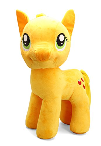 my-little-pony-apple-jack-peluche-amarillo