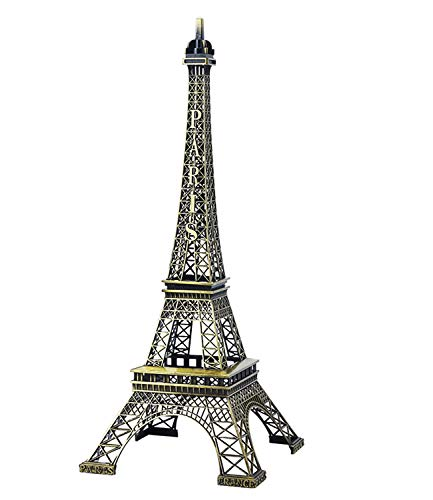 Bronze Eiffelturm Dekorationen aus Metall Mode retro paris souvenir Büro & Heim-Kunstwerk gemacht