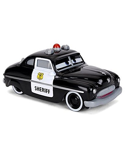 Cars Value Vehicle Sheriff, Multi Color