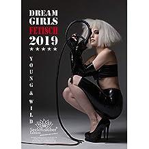 My Girl de Fetiche · DIN A4· Premium Calendario 2019· My Dream Girl · My Sexy Girls · Pin Up · Shades Of Sex · Bondage · Set de regalo 1tarjeta de felicitación 1tarjeta de Navidad (· Alma mágica