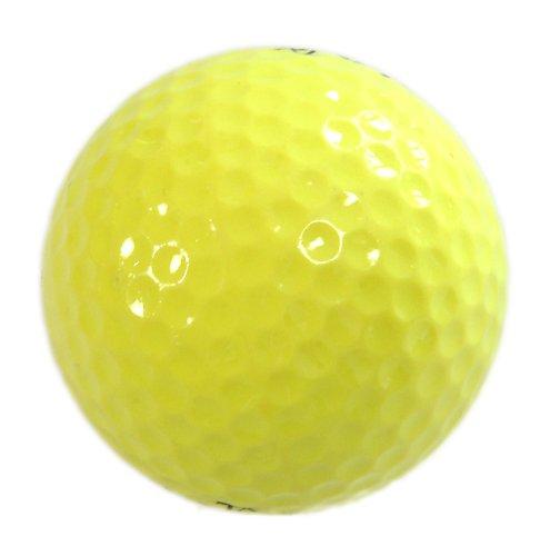 Links Choice Optics 12 balles de golf Jaune